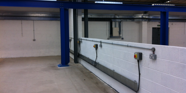 New Electrical Distribution System For Local Foundry